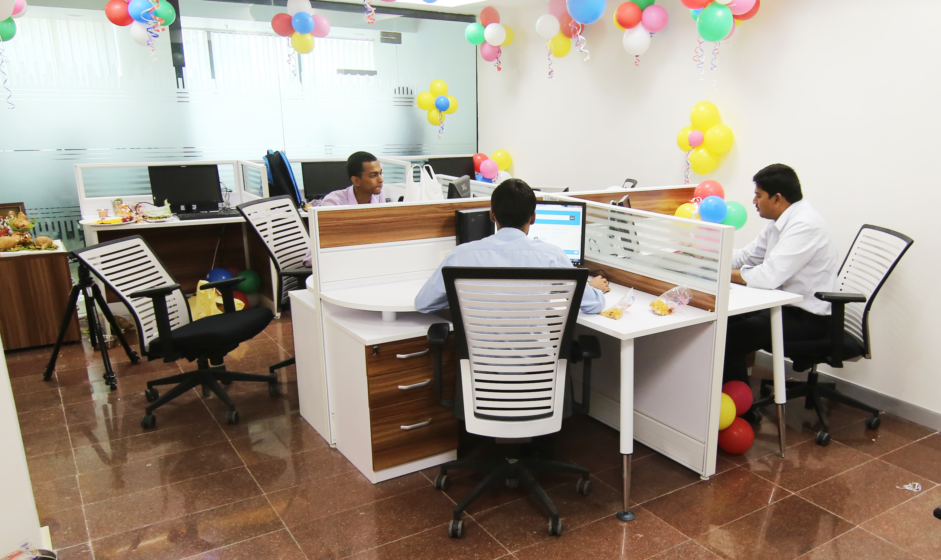 Spacion Serviced Offices Space, Madhapur Hyderabad